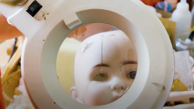 The Dolls Hospital video poster